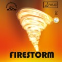 Der-materialspezialist FIRESTORM 正膠 生膠 乒乓球 套膠