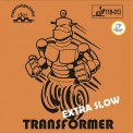 Der-materialspezialist TRANSFORMER EXTRA SLOW 防弧 乒乓球 套膠