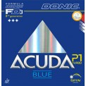 Donic Acuda Blue P1 Turbo 乒乓球 套膠