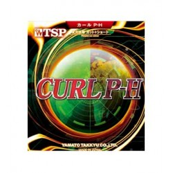 TSP CURL P-H 乒乓球 長膠 套膠