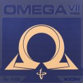 XIOM Omega VII Pro 乒乓球 套膠