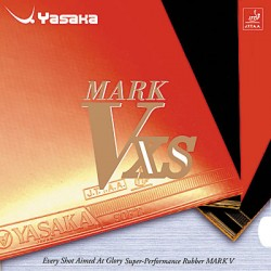 Yasaka Mark V XS 乒乓球 套膠