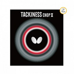 Butterfly TACKINESS CHOP II 乒乓球 套膠